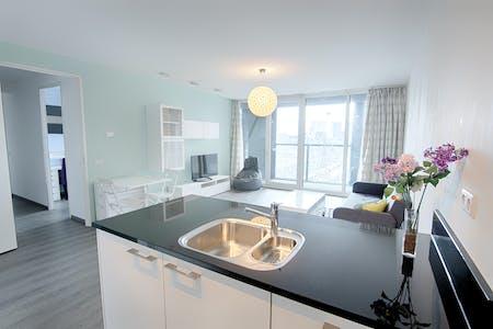 Apartamento para alugar desde 01 Nov 2019 (Kruisplein, Rotterdam)