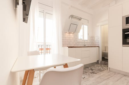 Apartment for rent from 12 Jan 2019 (Carrer de Sant Miquel, Barcelona)