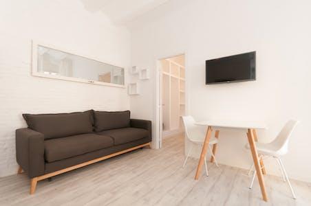 Wohnung zur Miete von 01 Juli 2018 (Carrer de Sant Miquel, Barcelona)