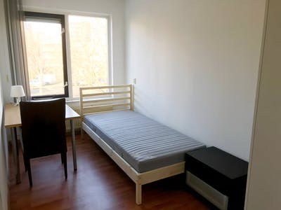 Chambre privée à partir du 01 mai 2019 (Kobelaan, Rotterdam)