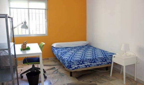 Private room for rent from 01 Jul 2019 (Calle Porvenir, Sevilla)