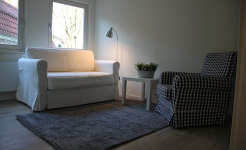 Room for rent from 22 Jan 2018 (Goirkestraat, Tilburg)