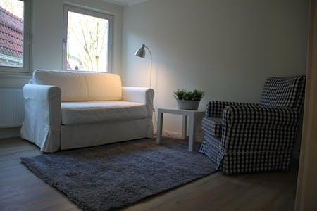 Chambre à partir du 25 avr. 2018 (Goirkestraat, Tilburg)