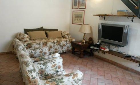 Apartamento para alugar desde 01 fev 2018 (Via Giuseppe Giusti, Pisa)