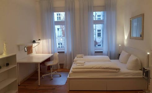 Apartment for rent from 17 Jan 2018 (Rhinower Straße, Berlin)