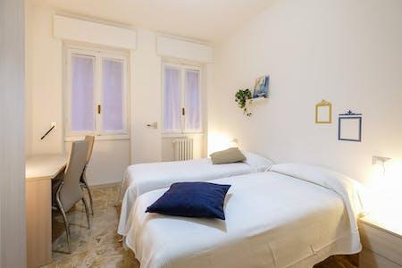 Appartement te huur vanaf 13 okt. 2018 (Via Giuseppe Ripamonti, Milano)