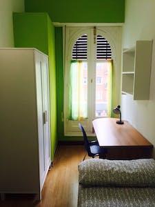 单人间租从01 Jul 2020 (Gran Vía, Madrid)