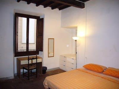 Chambre à partir du 01 août 2018 (Via del Campidoglio, Florence)
