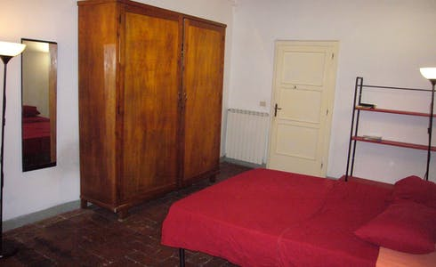 Room for rent from 16 Jan 2018 (Via del Campidoglio, Florence)