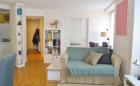 Apartamento para alugar desde 01 mai 2018 (Rue d'Assas, Paris)