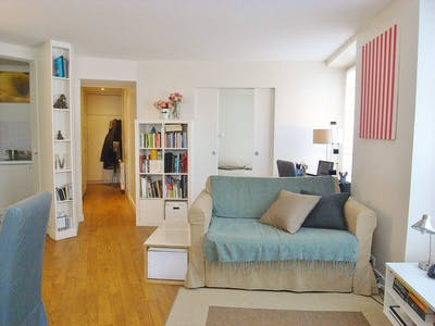 Apartment for rent from 01 May 2018 (Rue d'Assas, Paris)