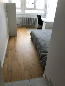 Room for rent from 01 Jun 2019 (Rue d'Oslo, Strasbourg)