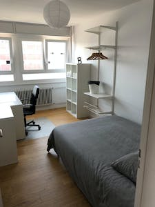 Room for rent from 01 May 2019 (Rue d'Oslo, Strasbourg)