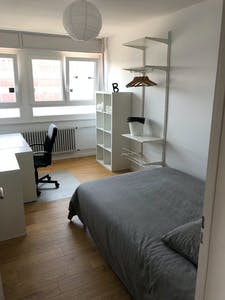 Private room for rent from 20 Mar 2019 (Rue d'Oslo, Strasbourg)