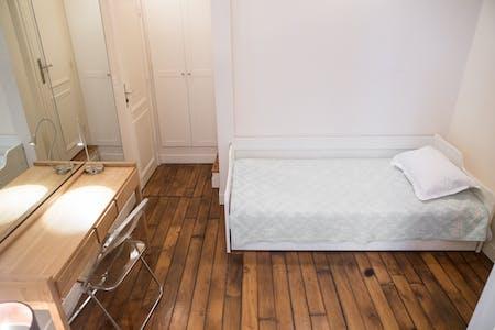 Apartamento para alugar desde 01 ago 2018 (Rue du Sabot, Paris)