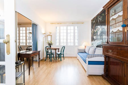 Apartment for rent from 03 Mar 2020 (Rue Malar, Paris)