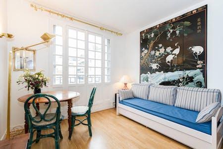 Apartment For Rent From 20 Dec 2018 (Rue Malar, Paris) ...