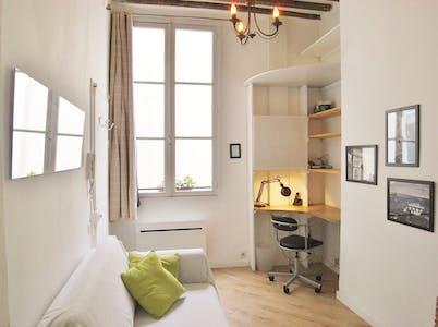 Appartement à partir du 01 Jun 2020 (Rue le Regrattier, Paris)