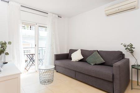 Appartement te huur vanaf 01 jun. 2019 (Carrer del Mont, L'Hospitalet de Llobregat)