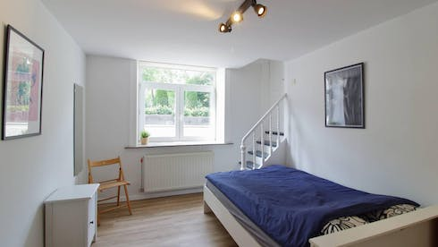 Private room for rent from 16 Apr 2020 (Rue des Patriotes, Brussels)