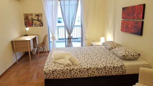 Private room for rent from 01 Mar 2020 (Tinou, Athens)