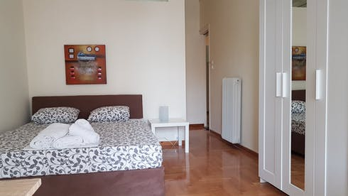 Private room for rent from 15 Sep 2019 (Tinou, Athens)