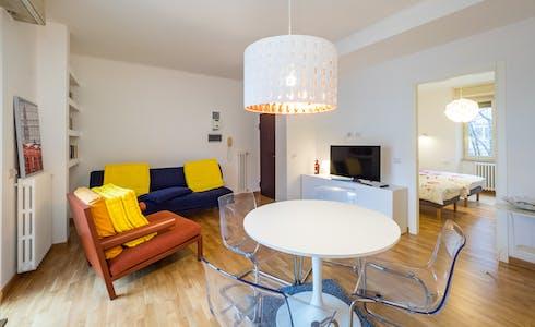 Appartamento in affitto a partire dal 24 gen 2018 (Via Nicolò Barabino, Milano)