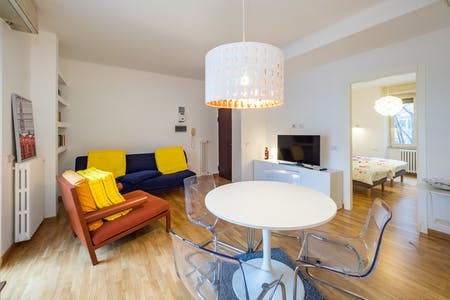 Apartment for rent from 06 Aug 2019 (Via Nicolò Barabino, Milano)