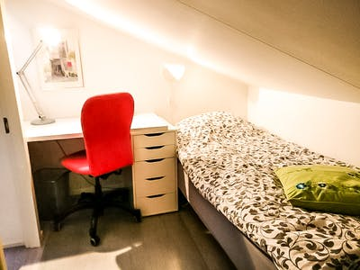 Private room for rent from 23 Dec 2019 (Vanha Turuntie, Espoo)