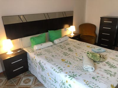 Privé kamer te huur vanaf 03 apr. 2020 (Calle Mariano Ruiz Funes, Murcia)