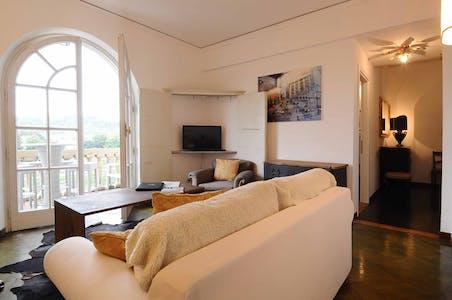 Appartement te huur vanaf 01 feb. 2018 (Lungarno Amerigo Vespucci, Florence)