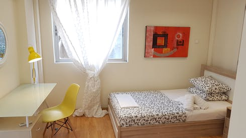 Stanza privata in affitto a partire dal 15 Sep 2021 (Agiou Meletiou, Athens)