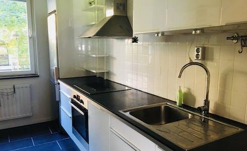 Apartamento para alugar desde 01 fev 2018 (Godemansgatan, Göteborg)