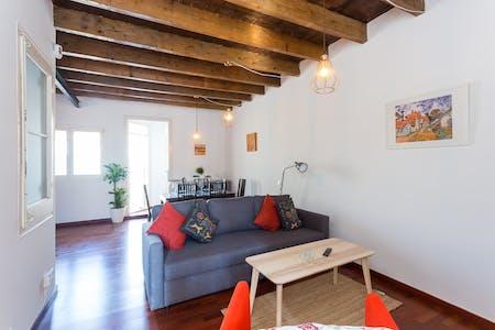 Apartment for rent from 10 Jul 2019 (Carrer d'Enric Morera, L'Hospitalet de Llobregat)
