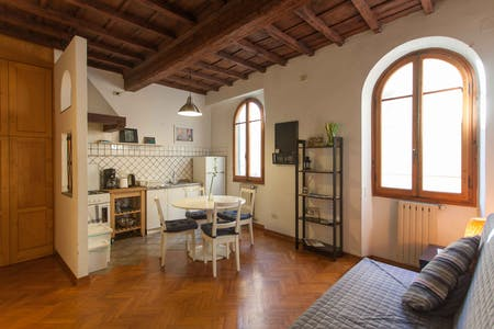 Apartment for rent from 20 Aug 2019 (Via del Campuccio, Florence)