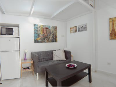 Private room for rent from 09 Jul 2019 (Calle de Almendrales, Madrid)