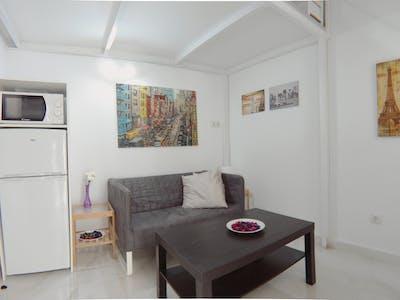 Chambre privée à partir du 20 Nov 2019 (Calle de Almendrales, Madrid)