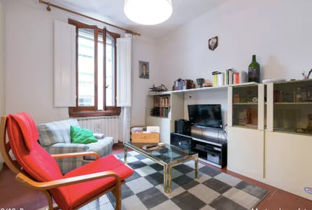 Apartment for rent from 03 Jul 2020 (Via Sallustio Bandini, Florence)