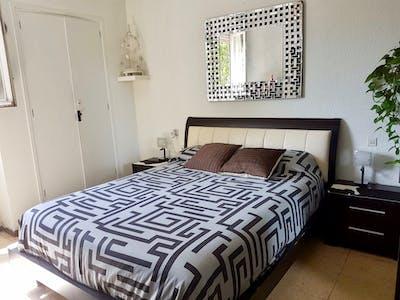 Private room for rent from 16 Feb 2019 (Avinguda del Paraŀlel, Barcelona)