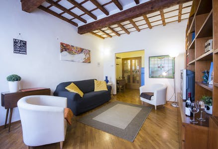 Apartment for rent from 06 Apr 2020 (Via Panicale, Florence)