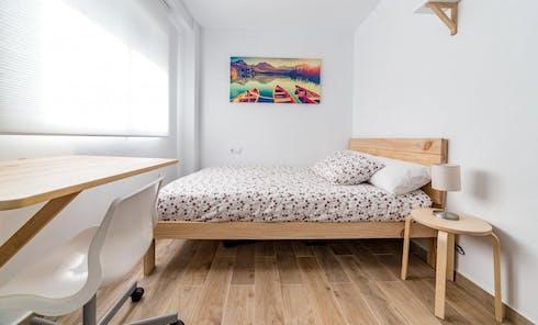 Room for rent from 01 Jan 2019 (Carrer del Doctor Manuel Candela, Valencia)