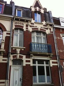 Room for rent from 18 Aug 2018 (Place Alexandre Dumas, Lille)