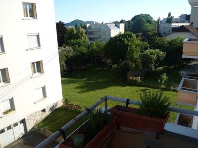 Apartment for rent from 12 Jul 2019 (Rue Tremolières, Besançon)