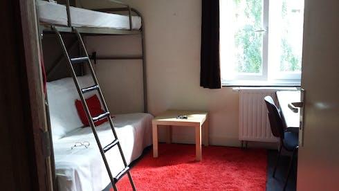 Stanza privata in affitto a partire dal 01 Feb 2020 (Rue de Haerne, Etterbeek)