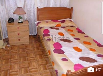 Privé kamer te huur vanaf 21 apr. 2019 (Calle Segovia, Torrejón de Ardoz)