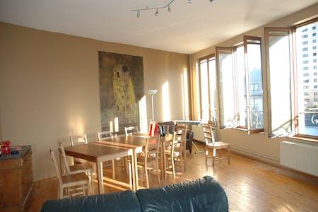 Disponibile dal 16 ott 2020 (Rue Fontainas, Saint-Gilles)
