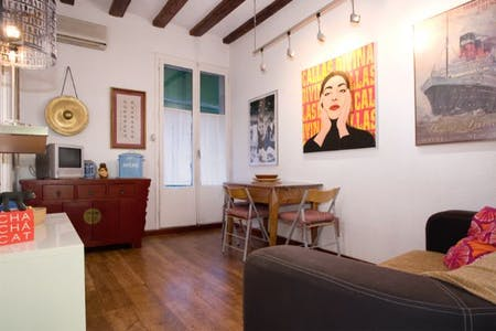 Apartment for rent from 25 May 2019 (Carrer de Sant Vicenç, Barcelona)