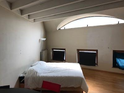 Habitación privada de alquiler desde 19 abr. 2019 (Rue Fontainas, Saint-Gilles)