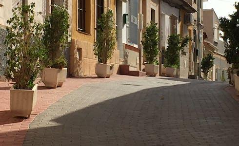 合租房间租从01 7月 2018 (Calle Morera Cabezo, La Ñora)