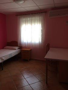 Private room for rent from 02 Jul 2020 (Calle Morera Cabezo, La Ñora)